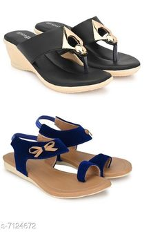 Heels & Sandals Women Sandal Combo Pack Material: Synthetic Sole Material: TPR Pattern: Solid Multipack: 2 Sizes:  IND-7 IND-6 IND-8 IND-5 Country of Origin: India Sizes Available: IND-8, IND-5, IND-6, IND-7   Catalog Rating: ★4.2 (3102)  Catalog Name: Women Sandal Combo Pack CatalogID_1137367 C75-SC1062 Code: 944-7124672-999