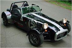 Lotus Super Seven replica