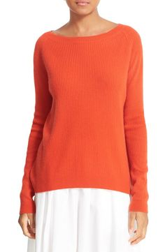 Vince Vince Rib Knit Raglan Sleeve Cashmere Sweater available at #Nordstrom