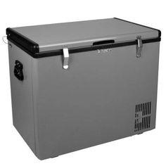 EdgeStar 80 Quart 12 Volt DC Portable Fridge/Freezer Video Image