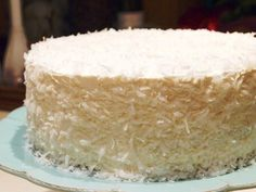 Coconut cake without baking «only»