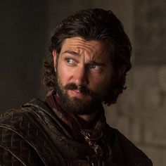 Daario Naharis, I like the original one best! -I like the original one best too.  He does a great job playing the villain in Deadpool.