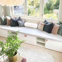 prosjekt perfekt Storage, Interior, Room, House, Furniture, Home Decor, Purse Storage, Bedroom, Decoration Home