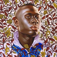 "painting from my series The World Stage Lagos Dakar "" Idrissa Ndiaye, 2008 oil on linen African American Artist, American Artists, Black Arts Movement, Conceptual Painting, Kehinde Wiley, African Paintings, Africa Art, Ap Art, Black Artists"