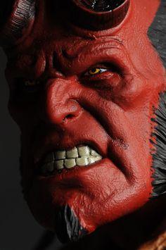 #Hellboy #Movie #Statue.
