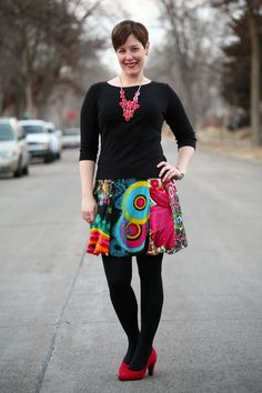 Loose Style Guidelines for Women Over 40 - Already Pretty | Where style meets body image