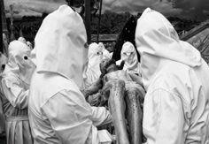"""Exposición """"Bercianos. La pasión de un pueblo"""", en el Monasterio de Nuestra Señora de Prado (Valladolid), del 07.03.2014 al 06.04.2014. La foto es de Félix Marbán Junquera ©"""