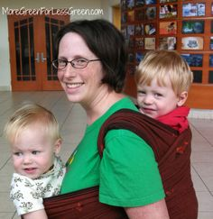 6a270c8683c Tandem Babywearing (Wearing Two Children at Once)