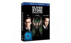 [Angebot]  Oliver Stone Collection  Limited Mediabook ( 3 Kinoplakate) [Blu-ray] für 1497