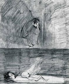 Edvard Munch Paintings