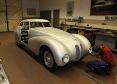 1940 BMW 328 Kamm Coupe