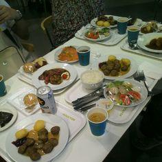 2012*9*16 IKEAでランチwithはちこたん&まきちゃん。