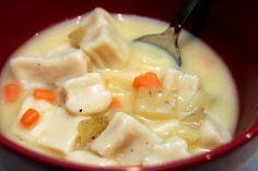 Knoephla+Soup