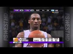 Kobe Bryant 81 Points Game Highlights - YouTube