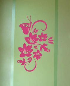 Butterfly Leaves | Wall Decals - Trading Phrases