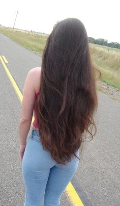 Best of the Long Hair Photos: Photo Long Silky Hair, Long Brown Hair, Very Long Hair, Long Hair Ponytail, Easy Hairstyles For Long Hair, Long Hair Highlights, Blonde Hair Black Girls, Long Indian Hair, Long Hair Video
