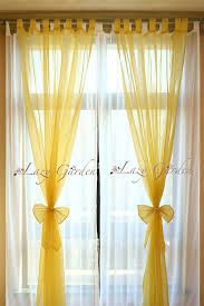 Image Result For Yellow Curtains For Living Room