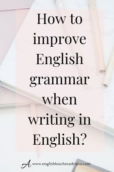 How to improve your English Writing Skills? Learn how to improve your writing skills in English using these 3 tips. Click the link below to watch the full video lesson Essay Writing Skills, Ielts Writing, English Writing Skills, Writing Tips, Writing Activities, Improve English Writing, Improve English Speaking, Improve Your English, How To Speak English