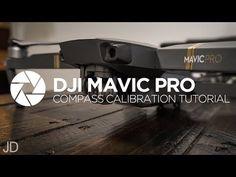 DJI Mavic Pro I Compass Calibration Tutorial https://www.camerasdirect.com.au/dji-drones-osmo/dji-mavic-pro