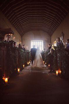 Polly & Daniel Larchfield Estate, winter wedding by Paper Window Photography