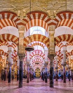 Mezquita Cordoba, Andalusia, Spain by Nacho Grande Layered Architecture, Open Architecture, Architecture Details, Flying Buttress, Architectural Sculpture, Hagia Sophia, Spain And Portugal, My Favorite Image, Moorish
