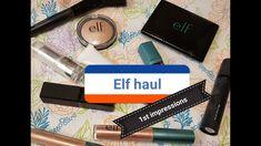 E.l.f. haul & 1st impressions