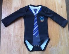Harry Potter Onesie - Ravenclaw Long-Sleeve Onesie on Etsy