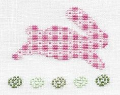 Garden Grumbles and Cross Stitch Fumbles: Happy Easter!.