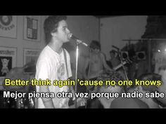 No One Knows- Kerplunk