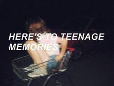 the last teen year of my life Aesthetic Grunge, Quote Aesthetic, Bad Girl Aesthetic, Mood Quotes, Life Quotes, Grunge Quotes, Grunge Photography, Teenage Dream, Teenage Love