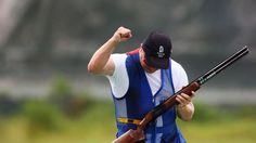 The fetishistically focused firearms of the Olympics