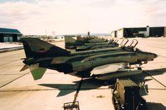 GAFTIC - Goose Bay - 1986  (fighter wing 74 - german air force)