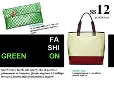 go #green! Sporty Chic, Tote Bag, Green, Bags, Inspiration, Accessories, Pouch Bag, Handbags, Biblical Inspiration