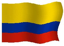 Banderas de Colombia Colombian Recipes, Flag, Country, Frases, Colombian Flag, Bff Gifts, World Flags, Military Women, Animated Gif