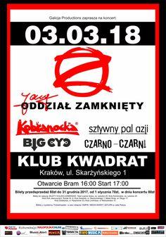 Galeria z koncertu zespołu Kobranocka w Krakowie: http://www.heavymetalandmore.pl/2018/03/kobranocka-w-krakowie-galeria.html