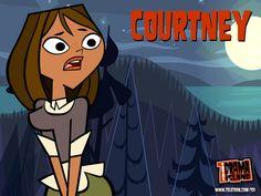 total drama island   courtney