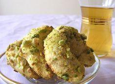 Croissants orientaux aux amandes et pistaches