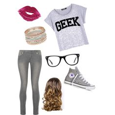 Designer Clothes, Shoes & Bags for Women Summer Fashion For Teens, Teen Fashion, Lipsy, Polyvore Fashion, Nerdy, Muse, Geek Stuff, Converse, Shoe Bag