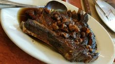 """See 445 photos from 3238 visitors about steak, kurobuta sinigang, and key lime pie. """"Aside from the really good Angus steak, Mamou can boast of their. Dry Aged Ribeye, Angus Steak, Sinigang, Key Lime Pie, Canning, Meat, Food, Essen, Meals"""