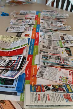 "Coupon crazed - ""I don't have time to keep coupons organized.  I didn't have a system.  I had a drawer.  A messy drawer that was not conducive to grabbing coupons on the way out the door to the grocery store."""
