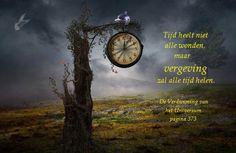 De tijd..