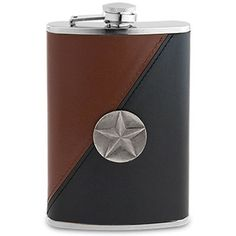 Epic Products 6-Inch Leather with Star Flask, 8-Ounce -- Remarkable product available now. : Dining Entertaining