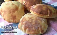Yumuşacık Pita Ekmeği Tarifi | Yemek Tarifleri Sitesi - Oktay Usta - Harika ve Nefis Yemek Tarifleri