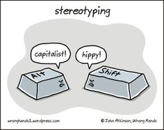 stereotyping