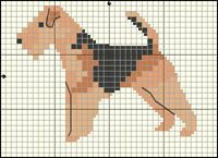 Lakelandterrier Cross Stitch Sampler Patterns, Cross Stitch Samplers, Cross Stitch Charts, Cross Stitch Embroidery, Cross Stitch Bookmarks, Mini Cross Stitch, Fox Terrier, Welsh Terrier, Terriers