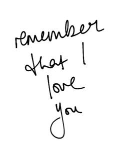 to my little loves