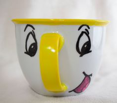 Chip from Beauty and the Beast Coffee Mug.  I NEED THIS! !!!!