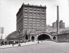 Penn Station circa early 1900s