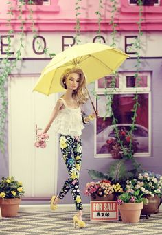 Seasonal Phenomenon Model Poppy Parker The Young Sophisticate/ by Elle & Emma / 40.25.3 qw