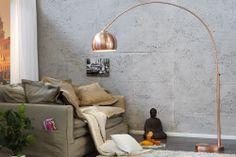 """Unsere """"LOUNGE DEAL"""" ist der Designklassiker unter den Lampen, mit einem traumhaften Anblick in Kupfer. Die Kombination aus unschlagbarem Design und einer warmen und sanften Beleuchtung wird Sie und Ihre Gäste verzaubern."""
